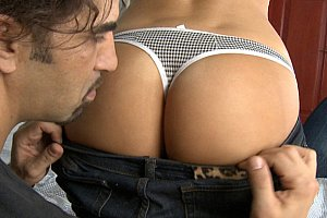 breast feeding his husband long niples