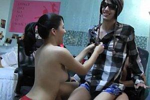 forced rough strap on lesbian gangrape gangbang